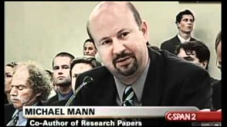 Michael Mann: The Hockey Stick and Climate Wars
