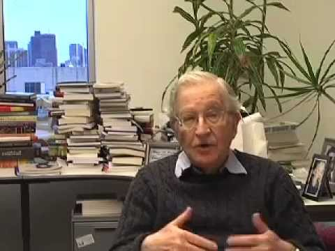 Noam Chomsky: Peak Oil and a Changing Climate