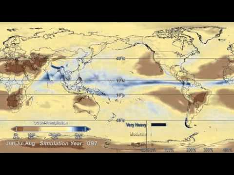 NASA: Warming-Driven Changes in Global Rainfall – Climate ...