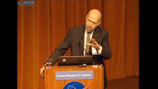 James Hansen explains Climate Change and Free Market Solution