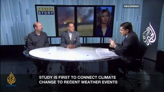 Extreme weather: Linked to climate change?