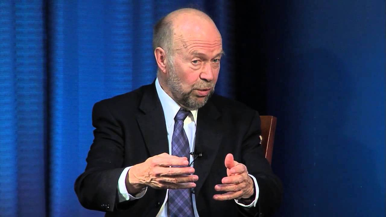 James Hansen: The Carbon Tax