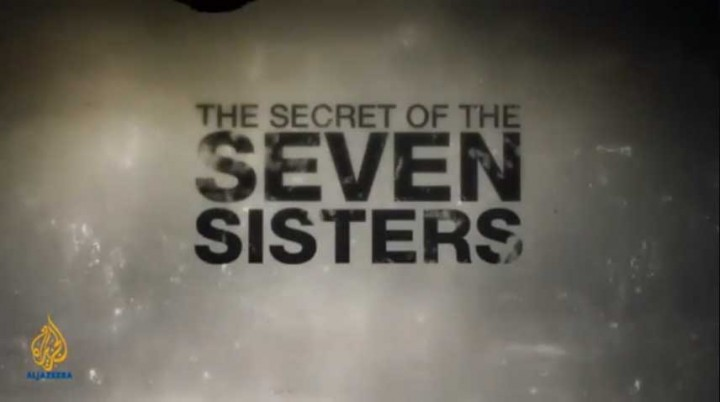The Secret of the Seven Sisters