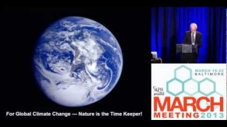 Earth's Climate History from Glaciers and Ice Cores – Lonnie Thompson