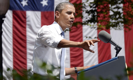 Climate / Energy Policy: The Full Obama Speech from June 25, 2013 in HD
