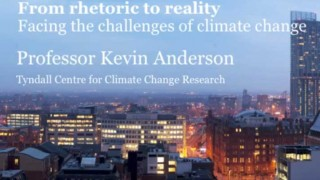 Kevin Anderson 'Rhetoric to Reality'