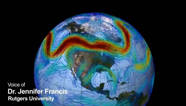 Climate, Ice, and Weather Whiplash
