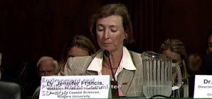 Why Global Warming Should Keep You Awake at Night: Dr. Jennifer Francis Gives Chilling Testimony to Congress