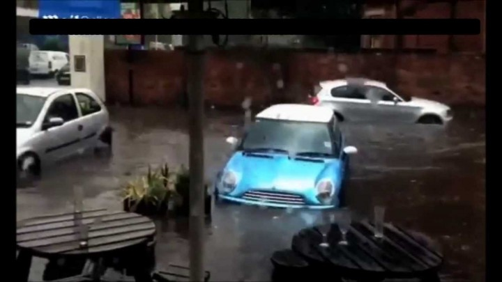 Dramatic Global Flash Flooding, Hurricane Force Gusts in Mexico - July 27/28 2013