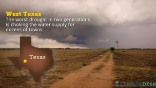 Texan Drought: Residents Against Fracking (2013)