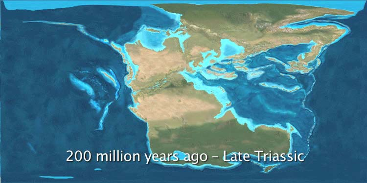 The Late Triassic Extinction, Persistent Photic Zone Euxinia, and Rising Sea Levels