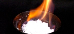 Methane Hydrate – Ice on Fire
