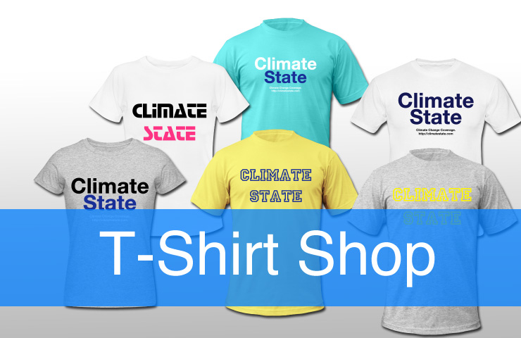 New ClimateState T-Shirts in Store – Climate State