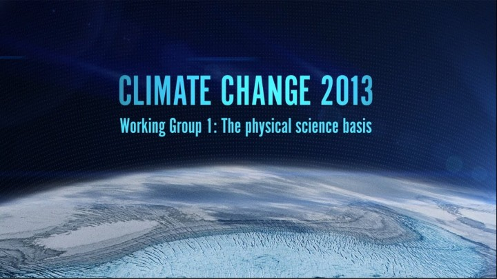Climate Change 2013 Working Group I: The Physical Science Basis