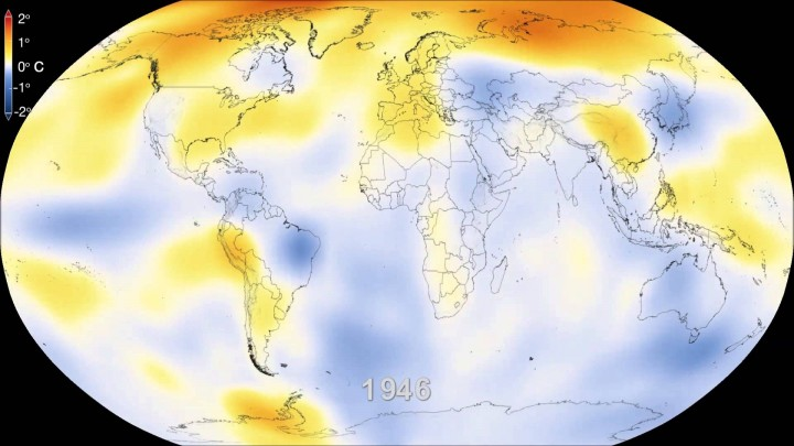 2013 Is the Fourth Hottest Year on Record