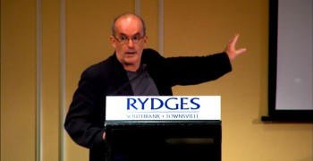 Climate Change in the Ocean – the big picture? Ove Hoegh Guldberg (21mins Lecture)