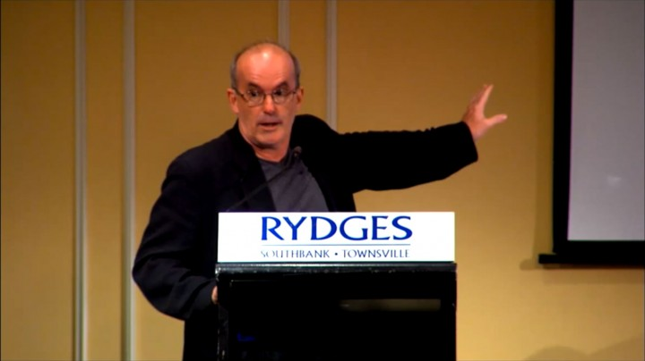 Climate Change in the Ocean - the big picture? Ove Hoegh Guldberg (21mins Lecture)