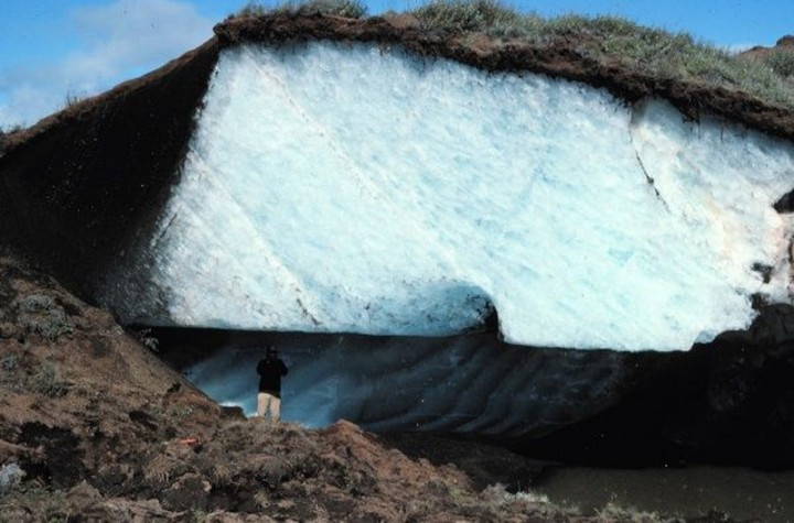 Thawing Permafrost Could Release Vast Carbon Deposits, Diseases