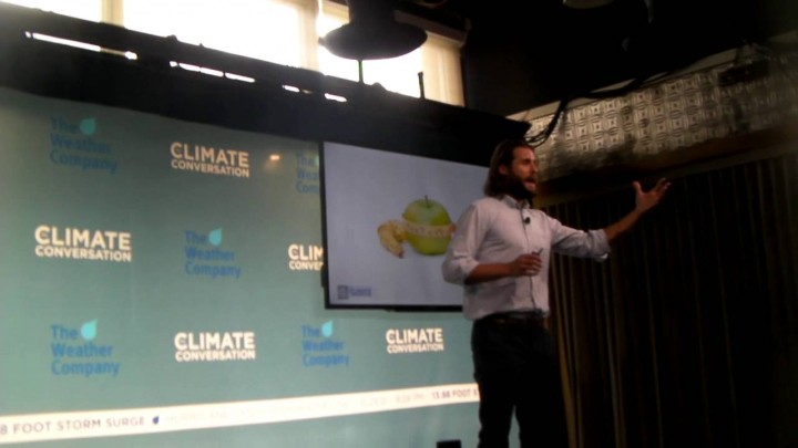 David de Rothschild Discusses Cost of Fixing Climate Change