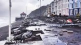 UK Hammered by Climate Fueled Storms