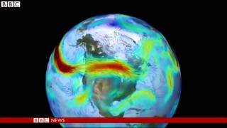 BBC: Wavier Jet Stream 'May Drive Weather Shift'