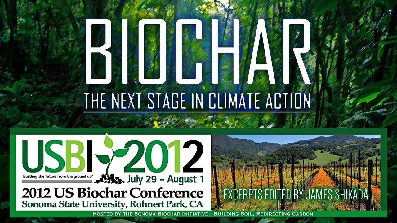 Biochar - The Next Stage In Climate Action