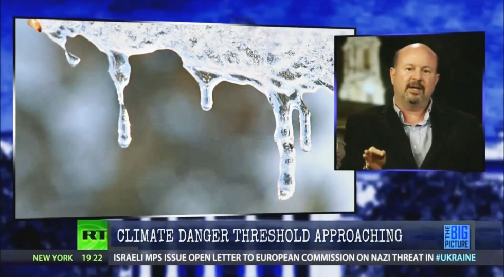 Spot on! Michael Mann: The irreversible impacts from Climate Change