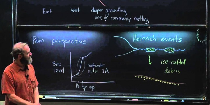David Archer – Subsea Permafrost and the Methane Cycle on the Siberian Continental Shelf