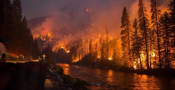 Extreme Weather July 2014 United States – Record Flames and Record Floods Across the Nation