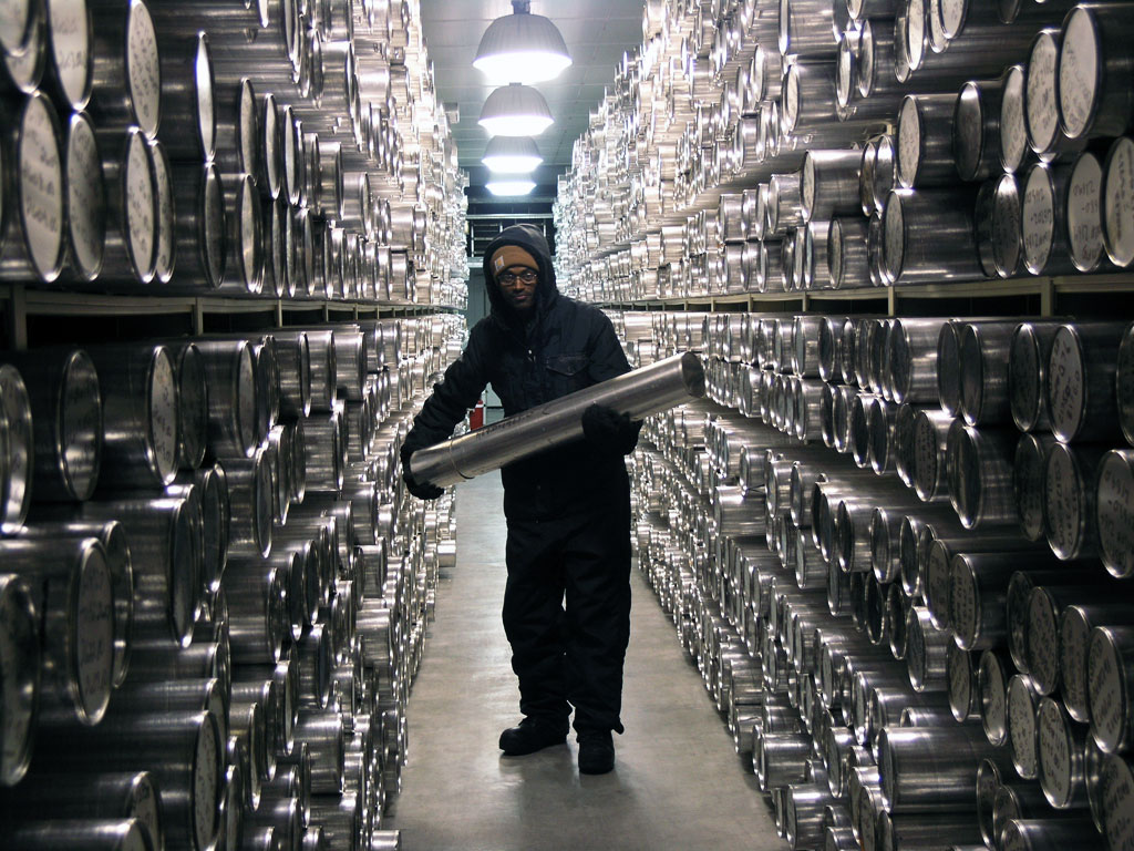 Ice cores what they reveal and how deniers distort the data