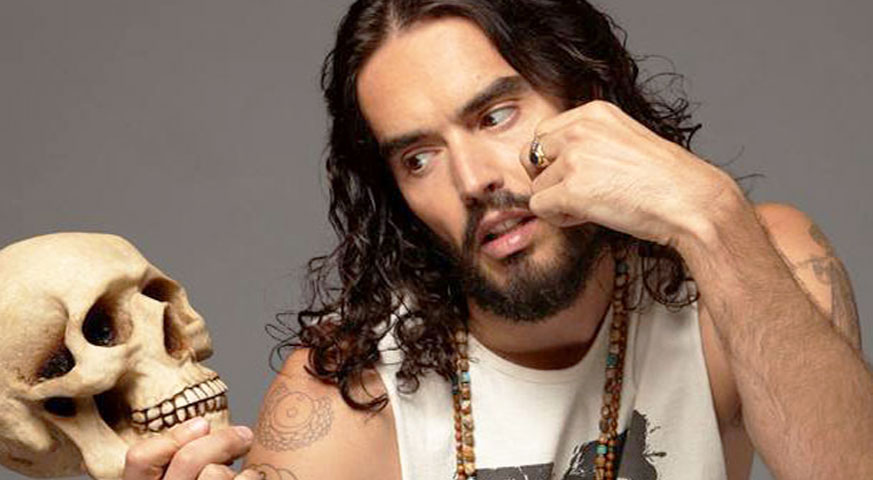Russell Brand: The climate change debate, which is the hoax?