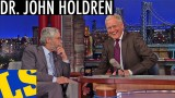 Dr. John Holdren on Climate Change – David Letterman