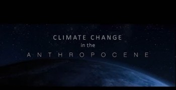 Climate Change in the Anthropocene