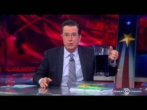 Colbert Sums Up GOP on Climate Change: 'We Don't Know What the F*ck We're Talking About'