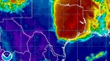 Epic flooding in Texas, during El Nino year and locked Jet Stream configuration