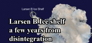 NASA: Vast Antarctic ice shelf a few years from disintegration