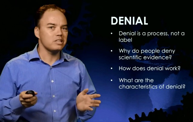 Climate denial and climate communication #Denial101