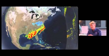 Climate scientist Piers Sellers on NASA's satellite observations