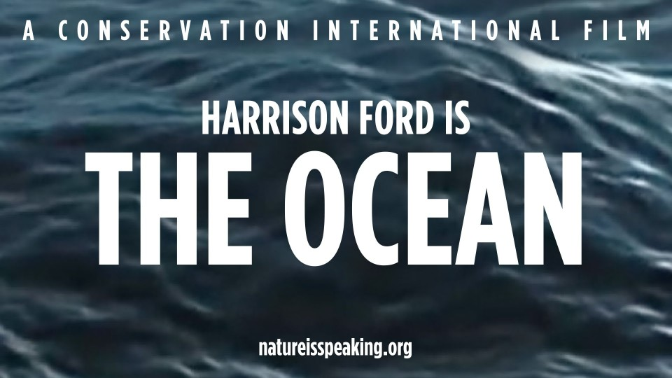 Harrison Ford is The Ocean