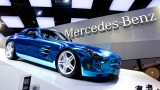 New Mercedes Benz Electric Car announced