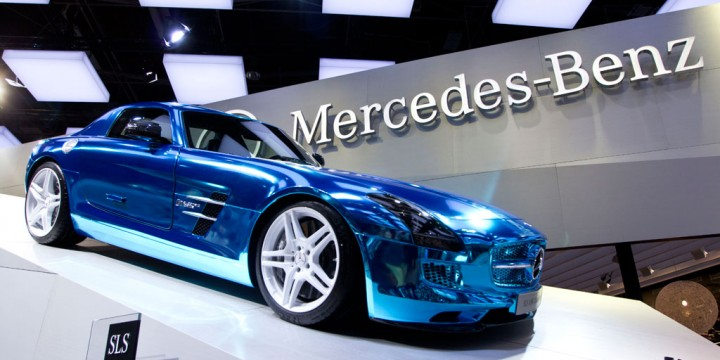 Electric car climatestate for Mercedes benz new electric car
