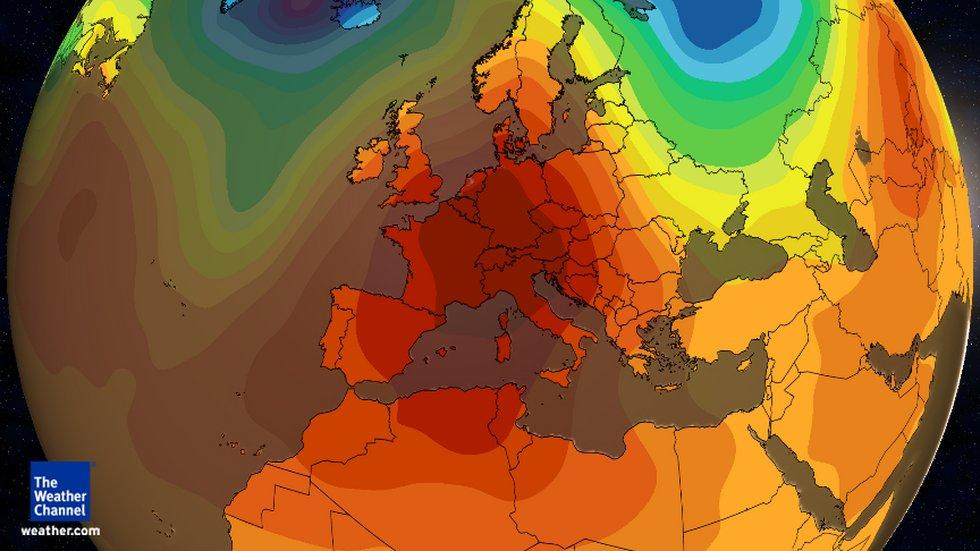 Why is the Weather in the Northern Hemisphere so unusual mild ...