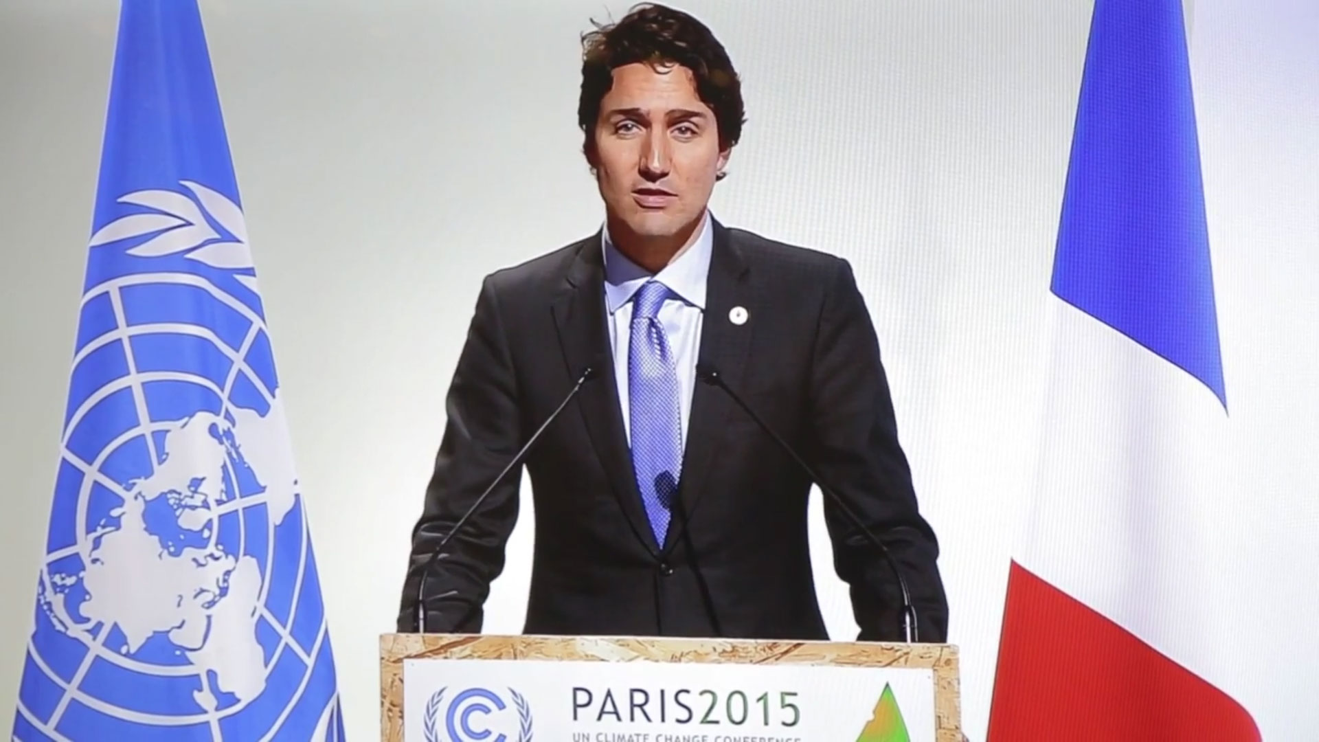 Canada Shocks COP21 With Big New Climate Goal State