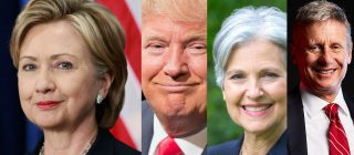 Rated: Environmental  and Climate issues in the 2016 Elections